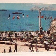 Cartes Postales: POSTAL Nº 11 BENIDORM ALICANTE PLAZA DE LA SENYORIA FOT. HNOS. GALIANA, SIN USO.. Lote 128843595