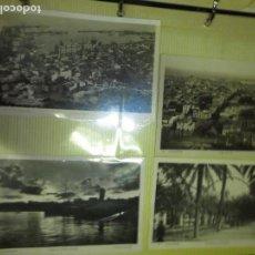 Postales: LOTE 5 POSTALES DE ALICANTE ANTIGUAS POSTAL TARJETA ORIGINALES . Lote 128944147