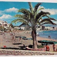 Cartes Postales: POSTAL Nº 49 BENIDORM ALICANTE VISTA PLAYA DE PONIENTE, FOT. HNOS. GALIANA, SIN USO.. Lote 129204267