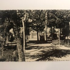 Postales: SEGORBE (CASTELLÓN) POSTAL NO.6 GLORIETA. EDITA: EDICIONES JDP (H.1950?). Lote 129396754