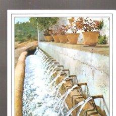 Postales: ELS CHORROS. POLOP DE LA MARINA. COSTA BLANCA. ALICANTE.. Lote 129433195