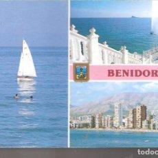 Postales: BENIDORM. ALICANTE.. Lote 129433375