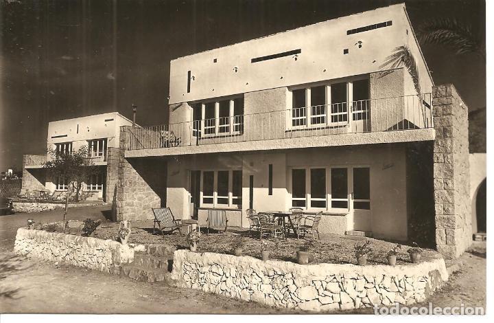 POSTAL, HOTEL BENIDORM, PROPIETARIO EMILIO CABEZAS, ED. FOTO MARVELI, SIN CIRCULAR (Postales - España - Comunidad Valenciana Moderna (desde 1940))