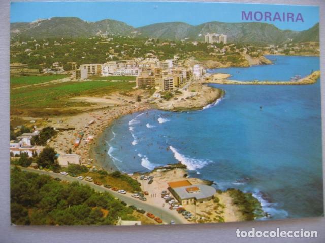 MORAIRA VISTA AEREA GALIANA Nº 11 (Postales - España - Comunidad Valenciana Moderna (desde 1940))