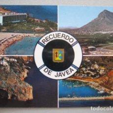 Postales: XABIA JAVEA, ESCUDO DE ORO Nº 82. Lote 129562875