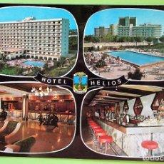 Postales - Benidorm. Hotel Helios. Hnos. Galia. Usada. Color - 129709339