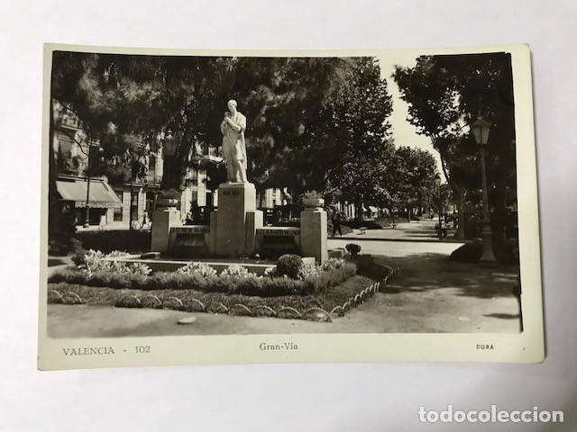 VALENCIA GRAN VIA (Postales - España - Comunidad Valenciana Antigua (hasta 1939))