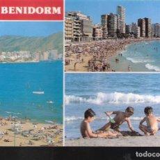 Postales: BENIDORM. ALICANTE.. Lote 129966935