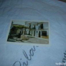 Postcards - Tarjeta postal nº 28 Denia (Alicante). Placeta de la Creu. Años 90. Sin usar. - 129994883