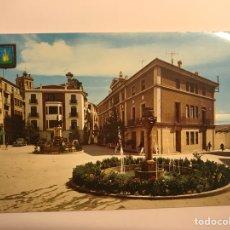 Postales: SEGORBE (CASTELLÓN) POSTAL NO.4 PLAZA DEL GENERALISIMO. EDITA: COMAS ALDEA (H.1970?). Lote 130020836