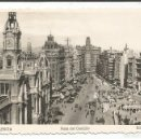 Postales: VALENCIA - PLAZA DEL CAUDILLO - Nº 57 ED. ARRIBAS. Lote 130042623