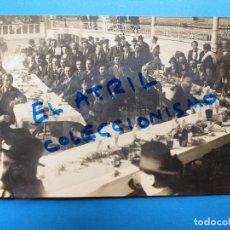 Postales: VALENCIA - EXPOSICION REGIONAL VALENCIANA AÑO 1909 - POSTAL FOTOGRAFICA. Lote 130420602