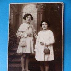 Postales: CARCAGENTE, VALENCIA - POSTAL FOTOGRAFICA - FOTO PRATS - AÑOS 1930. Lote 130668058