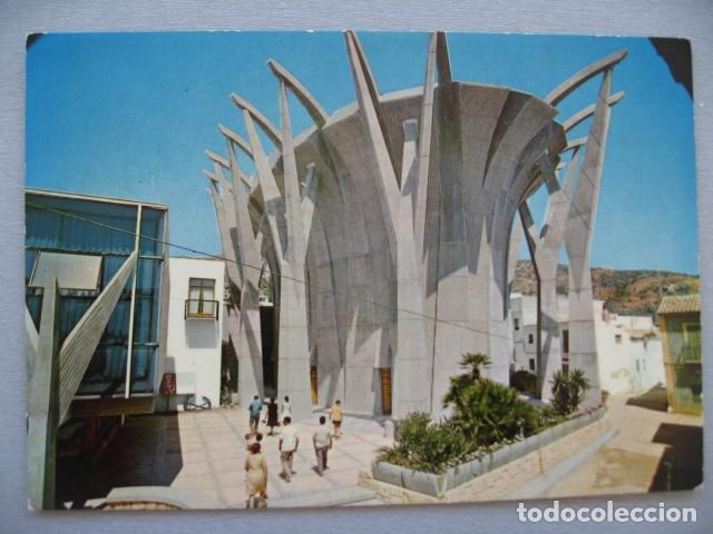XABIA JAVEA IGLESIA 1968 , ERNESTO SOLER Nº 53 (Postales - España - Comunidad Valenciana Moderna (desde 1940))
