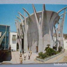 Postales: XABIA JAVEA IGLESIA 1968 , ERNESTO SOLER Nº 53. Lote 130827356