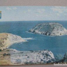 Postales: XABIA JAVEA ISLA PORTICHOL 1963, ERNESTO SOLER Nº 8. Lote 130827636
