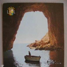 Postales: XABIA JAVEA COVA DELS ORGUES , ERNESTO SOLER Nº 32. Lote 130827848