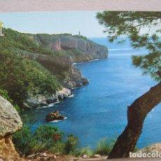 Postales: XABIA JAVEA FARO CABO DE LA NAO , ERNESTO SOLER Nº 57. Lote 130828088