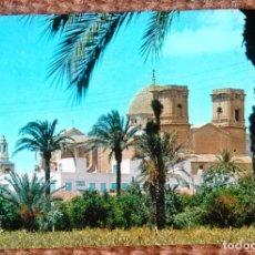 Postales: ALBATERA - ALICANTE - TORRES DE LA IGLESIA. Lote 131028908