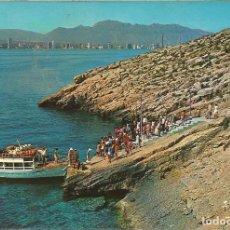 Postales: [POSTAL] L'ILLA. BENIDORM (ALICANTE) (CIRCULADA). Lote 131077184