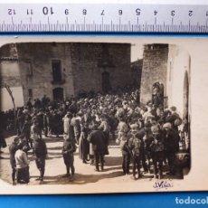 Postales: ALPUENTE, VALENCIA - LA SERRANIA - POSTAL FOGRAFICA - FOTOFRAFO J. VIÑAS. Lote 131440030
