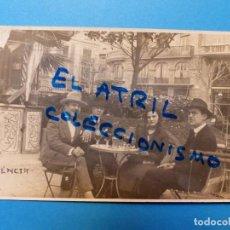 Postales: VALENCIA - PLAZA EMILO CASTELAR - POSTAL FOTOGRAFICA. Lote 131511242