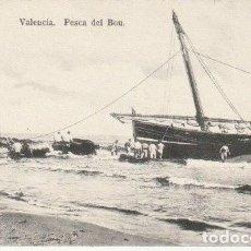 Postales: POSTAL VALENCIA PESCA DEL BOU - -C-3. Lote 131535074