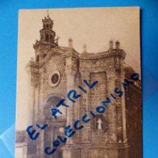 Postales: VALL DE UXO, CASTELLON - IGLESIA DE LA ASUNCION, FACHADA. Lote 262257250