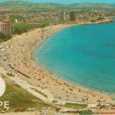 Postales: (33) CALPE. ALICANTE. PLAYA DE LA FOSA. Lote 132103382