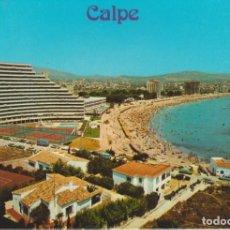 Postales: (74) CALPE. ALICANTE. PLAYA DE LEVANTE. Lote 132103726