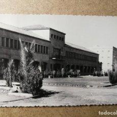 Postales: POSTAL PUEBLO DE ALGEMESÍ. VALENCIA. INSTITUTO LABORAL. FOTO TALENS. Lote 132320174
