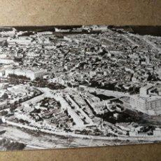 Postales: POSTAL PUEBLO DE ALGEMESÍ. VALENCIA. PANORÁMICA DESDE AVIÓN. FOTO TALENS. Lote 132322830