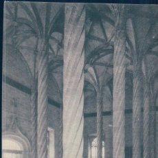 Postales: POSTAL VALENCIA 86 - INTERIOR DE LA LONJA - THOMAS. Lote 133285934