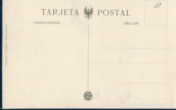 Postales: POSTAL VALENCIA 86 - INTERIOR DE LA LONJA - THOMAS - Foto 2 - 133285934