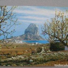 Postales: CALP CALPE IFACH 1963, RAKER Nº 3. Lote 133439874