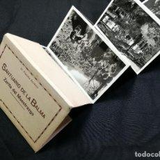 Postales: ZORITA CASTELLON, 10 POSTALES BROMURO SANTUARIO DE LA BALMA. MAESTRAZGO. Lote 133853734
