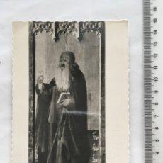 Cartoline: POSTAL. VALENCIA. MUSEO PROV. BELLAS ARTES. S. ANTONIO. GARCÍA GARRABELLA. H. 1920?. Lote 133916809