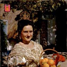 Postales: VALENCIA – VALENCIANA – ED. SUBIRATS CASANOVAS – AÑO 1962 - CIRCULADA. Lote 133963134