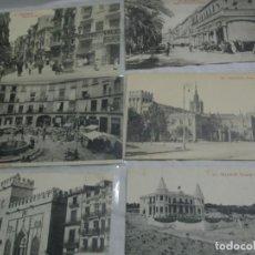 Postales: LOTE DE 15 POSTALES ANTÍGUAS DE VALENCIA. Lote 135049690