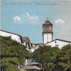 Postales: P- 8604. POSTAL MORELLA, CUESTA DE 300 GRADOS. Nº 14 ED. ROMAN BERTRAN.. Lote 135125046