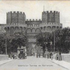 Postales: P- 8636. POSTAL VALENCIA, TORRES DE SERRANOS. . Lote 135223862