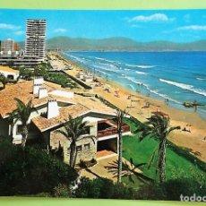 Postales: ALICANTE. 190 PLAYA DE SAN JUAN. ED. ARRIBAS. NUEVA. COLOR. Lote 135662561