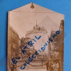 Postales: ALICANTE - HOGUERAS DE SAN JUAN - POSTAL FOTOGRAFICA. Lote 135691907