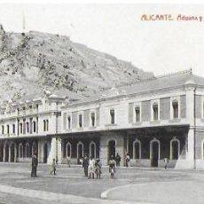 Postales: P- 8770. POSTAL ALICANTE, ADUANA Y CARABINEROS.. Lote 135797518