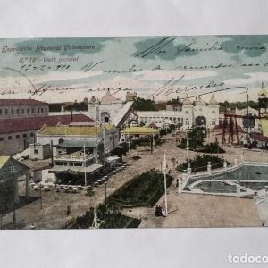 EXPOSICIÓN REGIONAL VALENCIANA 1910 (ver fotos)