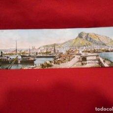 Postales: ANTIGUA POSTAL PANORAMICA DE ALICANTE - PPOS SIGLO XX -. Lote 136305930