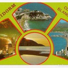 Postales: BENIDORM - ALICANTE - Nº172 HNOS GALIANA. Lote 137461934