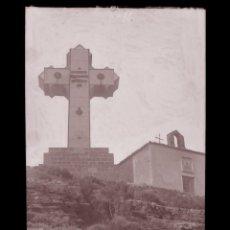 Postales: CASTELLON - CLICHE ORIGINAL - NEGATIVO EN CELULOIDE - AÑOS 1900-1920 - FOTOTIP. THOMAS, BARCELONA. Lote 137688082