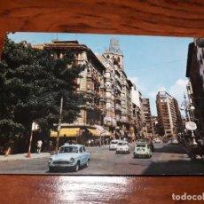 Postales: ALICANTE RAMBLA DE MENDEZ NUÑEZ. Lote 138738250