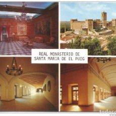 Postales: == PN287 - POSTAL - REAL MONASTERIO DE SANTA MARIA DEL PUIG - VALENCIA. Lote 138982574